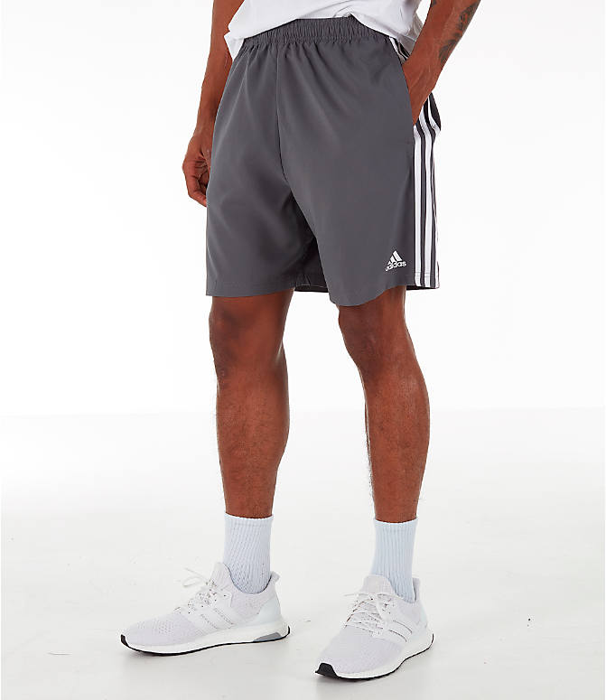 Men's adidas 3 Stripes Woven Shorts