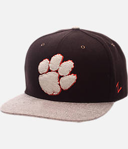 Zephyr Clemson Tigers College Executive Snapback Hat