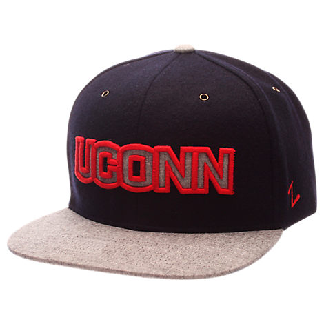 info for c8a9f 30c69 Zephyr UConn Huskies College Executive Snapback Hat