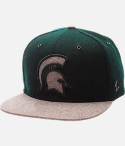 Zephyr Michigan State Spartans College Executive Snapback Hat
