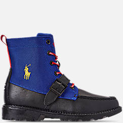 Boys' Little Kids' Polo Ralph Lauren Ranger Hi II Boots