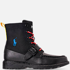 Boys' Big Kids' Polo Ralph Lauren Ranger Hi II Boots