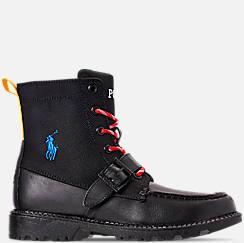 Boys' Big Kids' Polo Ralph Lauren Ranger Hi II Boots