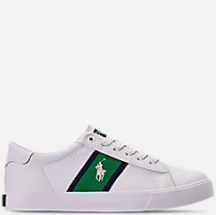 Boys' Big Kids' Polo Ralph Lauren Geoff Casual Shoes