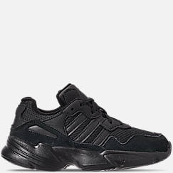 Boys' Little Kids' adidas Originals Yung-96 Basketball Shoes