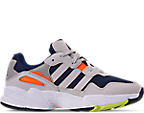 Collegiate Navy/Raw White/Solar Orange