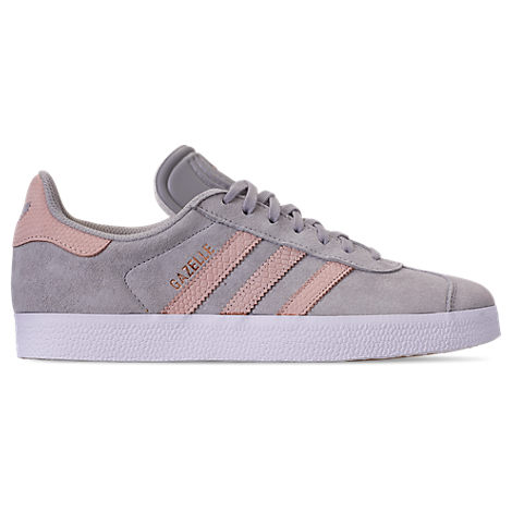 Women's Gazelle Casual Shoes, Grey