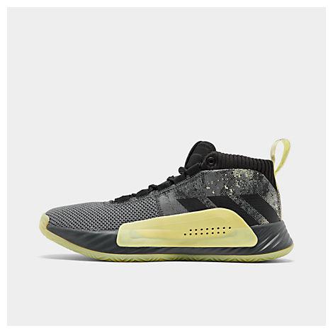 2e35a7cb8 Men's Dame 5 Basketball Shoes, Grey - Size 13.0