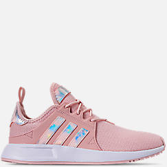 Girls' Big Kids' adidas Originals X_PLR Casual Shoes