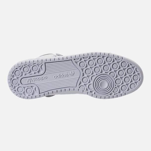 adidas forum metà raffinato argento metallico pack