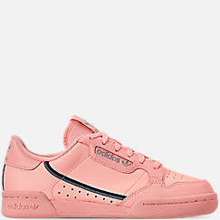 Girls' Big Kids' adidas Originals Continental 80 Casual Shoes