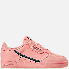 Girls' Little Kids' adidas Continental 80 Casual Shoes