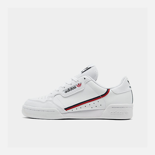 Big Kids' adidas Originals Continental 80 Casual Shoes