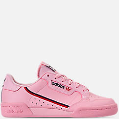 Girls' Grade School adidas Originals Continental 80 Casual Shoes