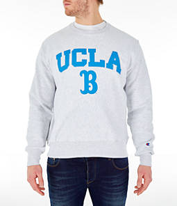 Men's Champion UCLA Bruins College Reverse Weave Crewneck Sweatshirt