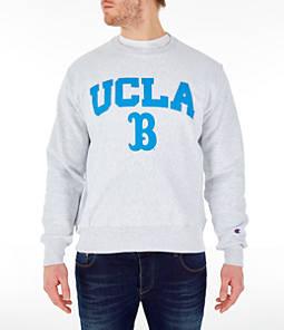 Men's Champion UCLA Bruins College Reverse Weave Crewneck Sweatshirt