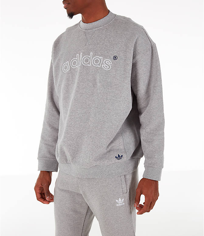 Men's Adidas Originals Archive Crewneck Sweatshirt by Adidas
