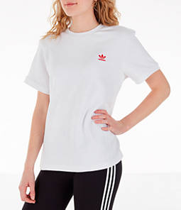 Women's adidas Originals V Day Boyfriend T-Shirt