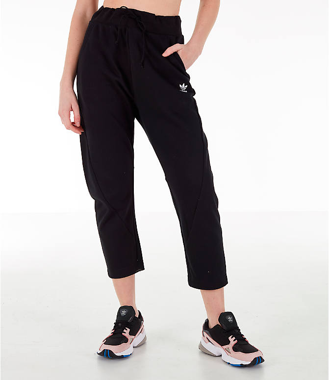 Front view of Women's adidas X Track Pants in Black
