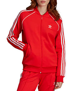 Women's adidas Originals V-Day SST Track Jacket