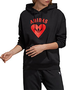 Women's adidas Originals V-Day Hoodie