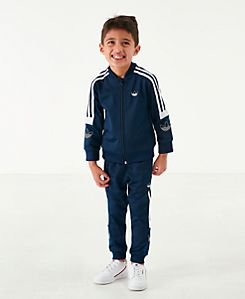 Boys' Toddler and Little Kids' adidas Originals SPRT BB Track Suit