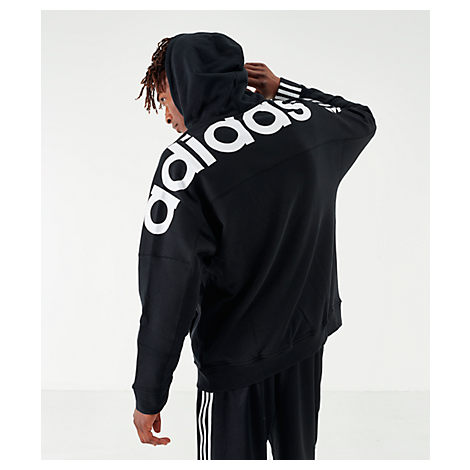 Adidas Originals Adidas Men's Originals R.Y.V Hoodie In Black