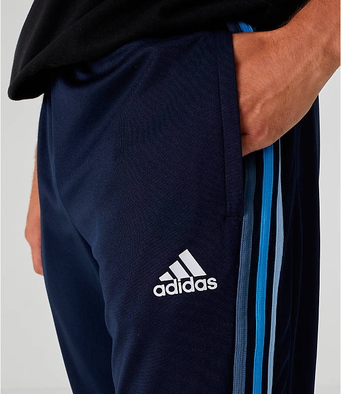 Detail 1 view of Men's adidas Tiro 19 Training Pants in Legend Ink