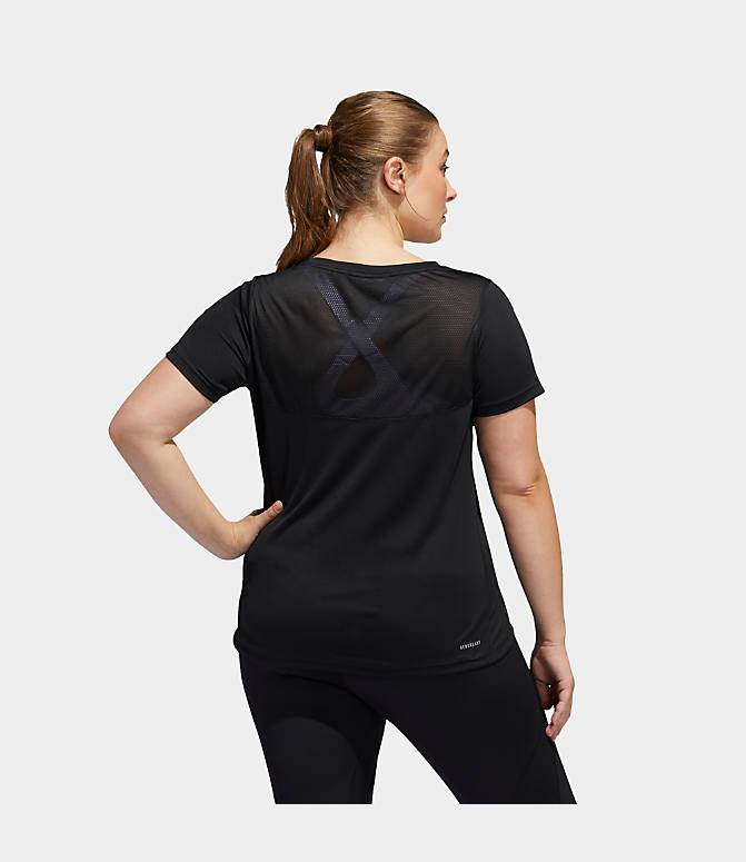 Women's adidas Own The Run Running T Shirt (Plus Size)