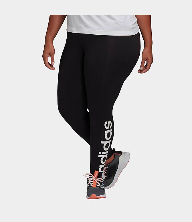 adidas leggings damen strips formt po
