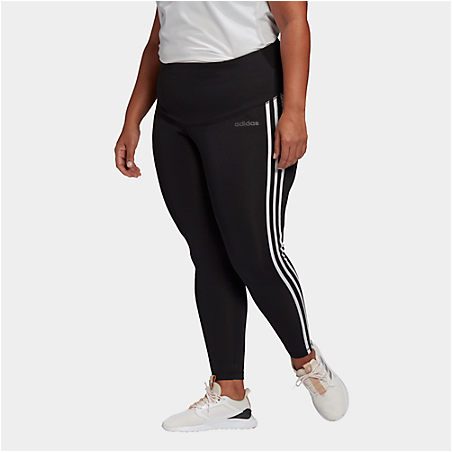 Adidas Originals Tights ADIDAS WOMEN'S ESSENTIALS DESIGNED 2 MOVE 7/8 TIGHTS (PLUS SIZE)