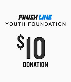 Finish Line Youth Foundation Donation