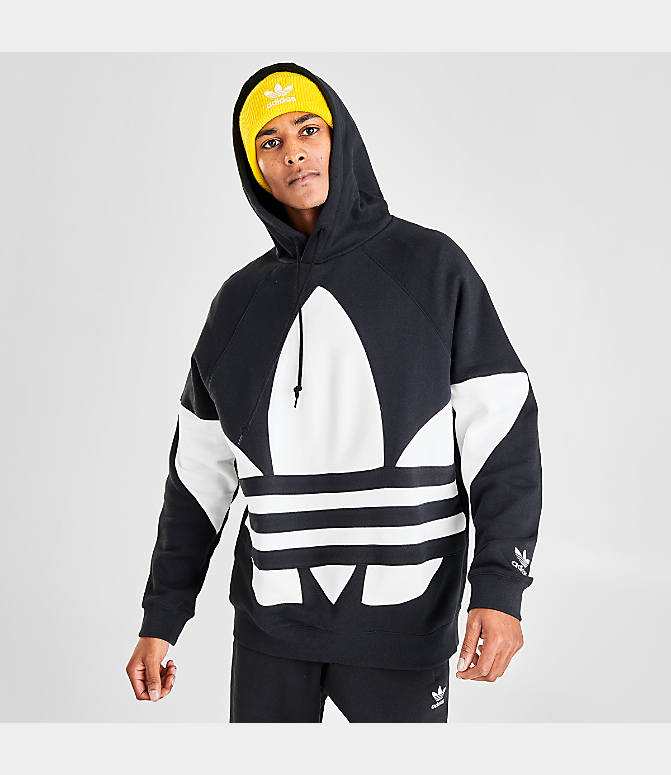 Men's adidas Originals Big Trefoil Hoodie