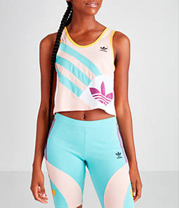 Women's adidas Original '90s Crop Tank