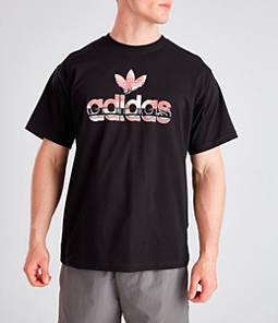 Men's adidas Originals Graphic Label T-Shirt