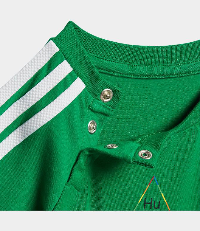 Infant and Toddler adidas Originals x Pharrell Williams TBIITD One Piece Bodysuit