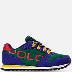 Boys' Big Kids' Polo Ralph Lauren Oryion Casual Shoes