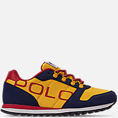 Boys' Grade School Polo Ralph Lauren Oryion Casual Shoes