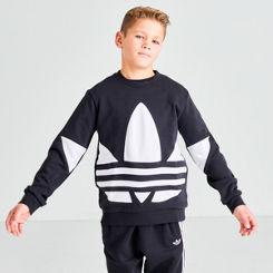 Trefoil Essentials Crew Neck Sweatshirt
