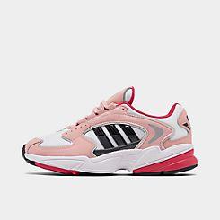 ADIDAS ORIGINALS FALCON W Women Sneaker Damen Schuhe Running