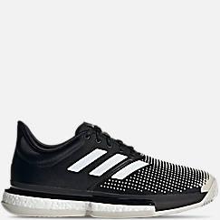 Men's adidas SoleCourt Clay Tennis Shoes