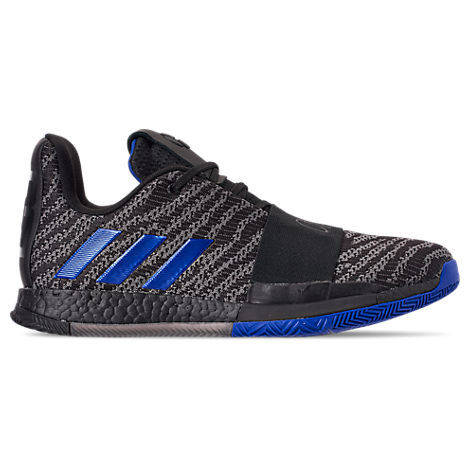 Adidas Originals Shoes MEN'S HARDEN VOL.3 BASKETBALL SHOES, GREY/BLACK