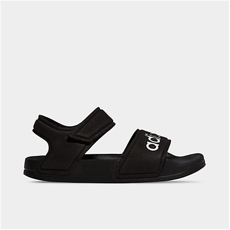 Adidas Originals Adidas Little Kids' Originals Adilette Athletic Sandals In Black
