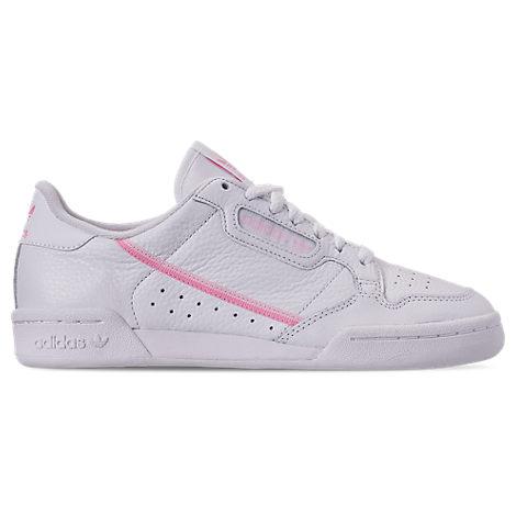 Shop Adidas Originals Women S Originals Continental 80 Casual Shoes
