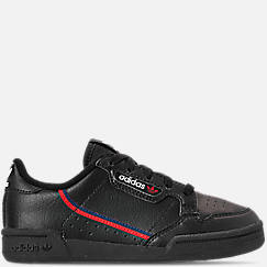 Little Kids' adidas Originals Continental 80 Casual Shoes