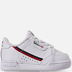 Boys' Toddler adidas Originals Continental 80 Casual Shoes