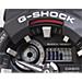 Alternate view of Casio G-Shock GA100 Series Watch in Black/Red