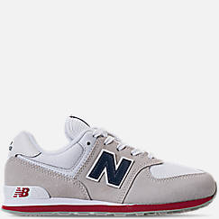 Boys' Grade School New Balance 574 Suede Casual Shoes