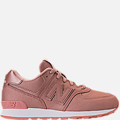 Girls' Grade School New Balance 574 Casual Shoes