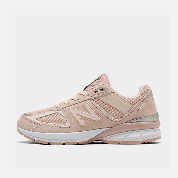 size 40 b231a 31c0f Girls' Big Kids' New Balance 990v5 Casual Shoes
